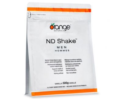 Orange Naturals ND Shake男性营养混合饮料 500g
